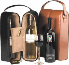 Leather Wine Cases